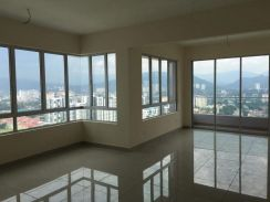 PV21 , Corner Unit, Partly Furnished For Sale, Setapak, Genting Klang