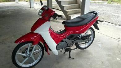 Suzuki RGV 120 6 Speed