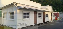 Prefabricate Cabin And Container Home
