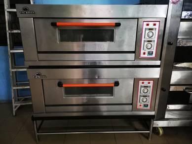 2 Set Oven Elecktrik