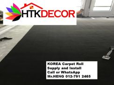 Novelty Carpet Roll - Including Install 109TU
