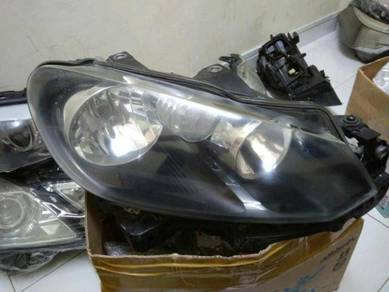 Vw Golf Mk6 Head Lamp