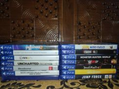 Ps4 new and used games