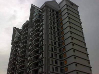 Cassia condominium raja uda