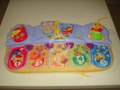 Vtech Winnie The Pooh Cot Toy