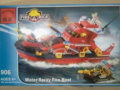 Building block - Enlighten 906 Bomba/Firefighter