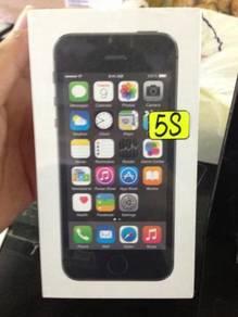 Apple iPhone 5S 32GB GOT FINGER PRINT NO LOCK SEAL