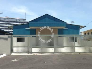 Detached Factory, Cherry Park, Ipoh
