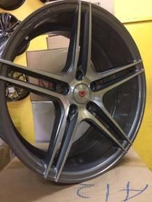 Sport rim precision CV5 design 17