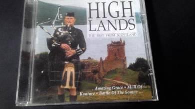 CD High Lands - The Best from Scottland
