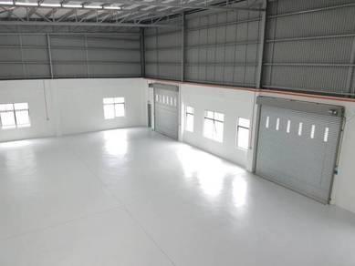 Eco business park @Seelong, 1.5 storey semi-D Factory