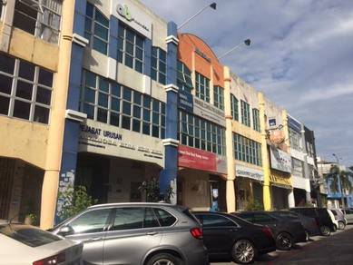 Subang USJ 3 Storey Shop Office
