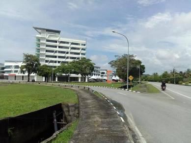 Bintulu town square plaza