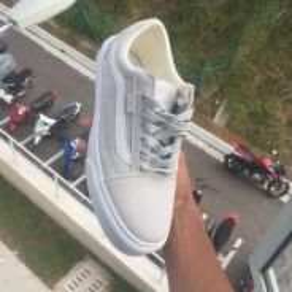 Vans Oldskool Grey White