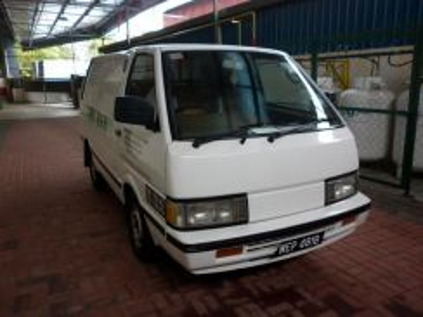 96 Nissan Venette C22 - Van Tahan Lasak