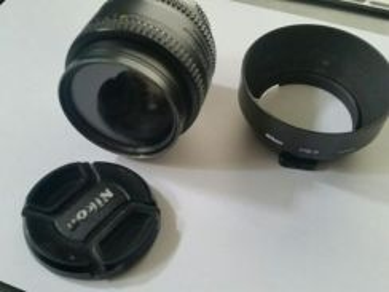 Nikon 50 mm lens
