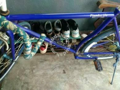 Basikal fixies untuk sukan