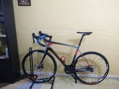Road bike RB Scott Solace carbon 11 speed ultegra