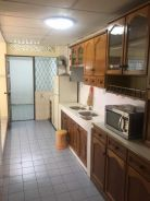 House For Rent (Keningau) Area Pekan