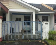 Rental house putri kulai single storey