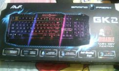 This keyboard i was use 1week only~