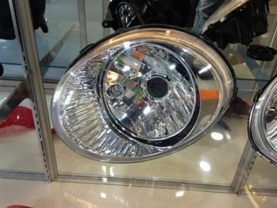 Perodua kancil head lamp 2002 lampu belalang bulat