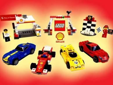 Borong Shell Lego 2015 WOW