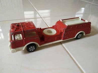 Vintage firetruck tootsietoy toys