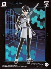 Banpresto SAO DXF Kirito (White)