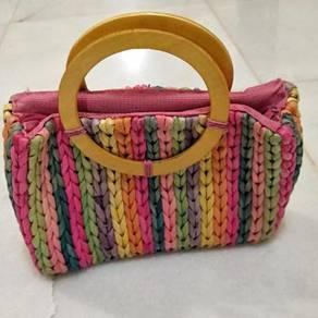 Colorful Hand Bag