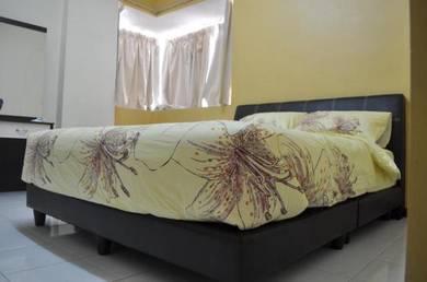 Rooms at Bukit Binitang