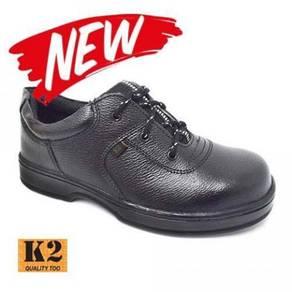 Safety Shoes K2 Low Cut Lace Up TE7000X Black