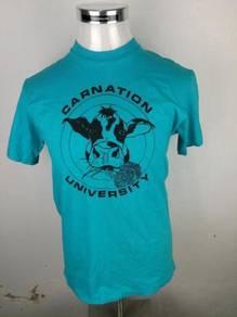 Vintage Tshirt Carnation University