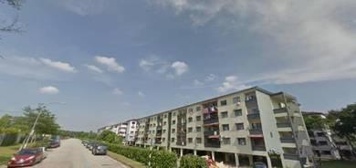 Bandar Seri Alam flat, jln Tasek 64(suitable for invest)
