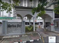 Marina bay for sell !!