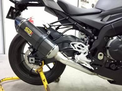 Ekzos BMW S1000RR SBK Carbon SP2 Exhaust