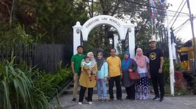 Pakej Holiday Sabah