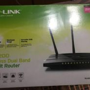 Tp-link broadband router