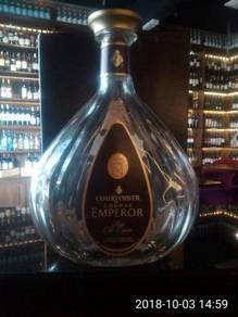 RARE old cognac bottle
