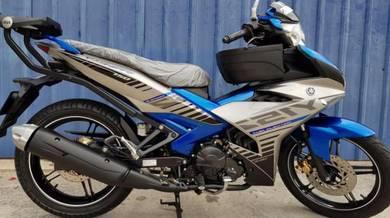 Yamaha Y15 ZR LC 150 R15 NVX LowMile 1pakcik pakai