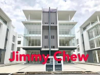 2 UNITS SIDE BY SIDE 4 storey Semi-D commercial lot at Vortex tambun