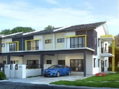 Freehold New 2 Storey 20x60, 4r4b, Sg. Choh,Selayang, Serendah, Rawang
