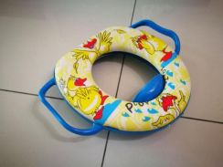 BB Potty Seat come with Soft Padded .