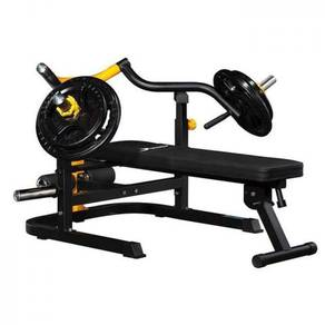 HEAVY duty hammer BENCH PRESS BARU