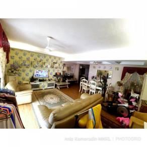 [Freehold] Villa Pawana Duplex Townhouse [Near KL City]