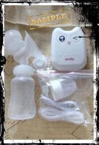 Single Power Breast Pump Fast Suction Pam Susu