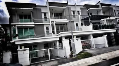 2.5 storey house sunway alam suria, u10 {superrcantikkk}