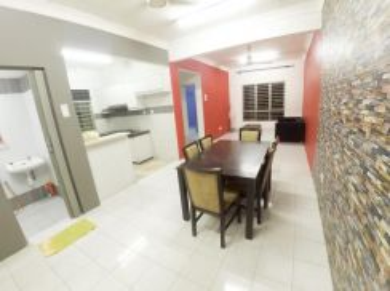 Booking RM1,000 Only Villa Tropika Apartment, Bangi- 3 COVERED PARKING