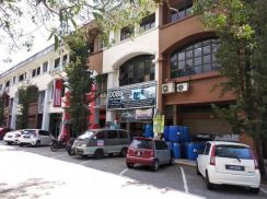 3 Storey Shop lot at Indera Mahkota 3 Behind Widad University College