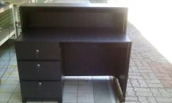 Counter With Drawer Locker ( Boltless )
